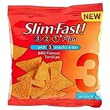 Slim.fast! BBQ Tortillas Snack Bag 22g