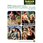 TCM Greatest Classic Films: Johnny Weissmuller as Tarzan Volume 2 DVD