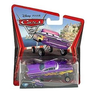 Disney Pixar Cars 2 - Hydraulic Ramone