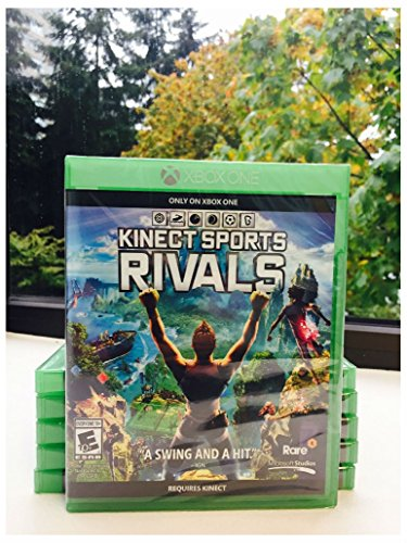 Kinect Sports Rivals (Microsoft Xbox One, 2014) BRAND NEW (Kinect Sports Rivals Xbox 360 compare prices)