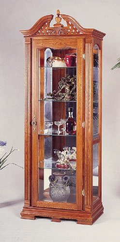 9 Curio Cabinets Cheap Top Quality