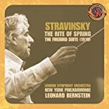 Stravinsky: The Rite of Spring; The Firebird Suite (1919) / Prokofiev: Scythian Suite, Op. 20