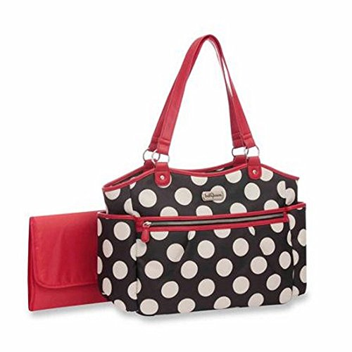 Baby Boom Dot Fashion Diaper Tote Bag
