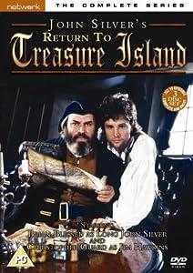 Return To Treasure Island - The Complete Series [DVD] [1986]