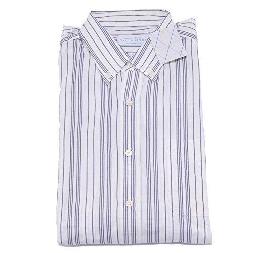 60521 camicia BALLANTYNE camicie uomo shirt men 6052 [15.3/4]