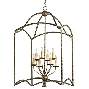 9043 Pendant with No Shades, Nevo Oro Antico Finished - - Amazon.com