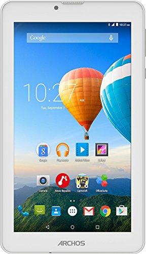 Archos 70C Xenon Tablet 3G, 8 GB, Dual SIM, Bianco