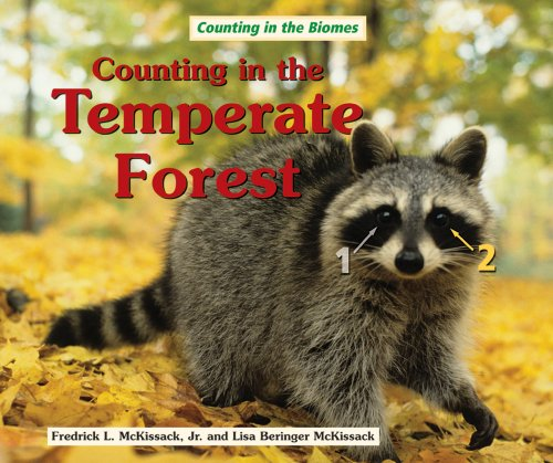Counting in the Temperate Forest (Counting in the Biomes)
