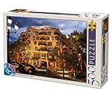 D-Toys - LANDSCAPES Jigsaw Puzzle 500 - Casa Mila, Barcelona, Spain - DT50328-AB-32