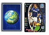 WIZARDS Premier League 2001-02 Everton DAVID UNSWORTH football card