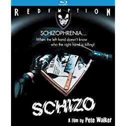 Schizo: Remastered Edition [Blu-ray]
