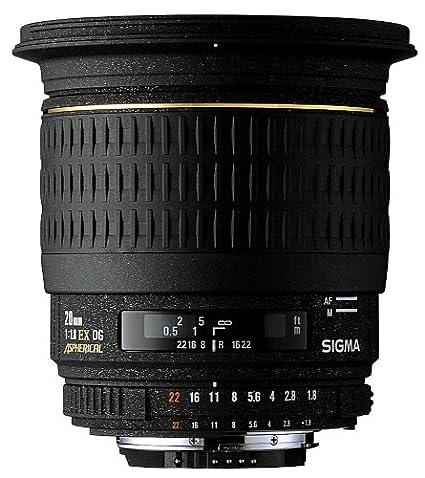 SIGMA - 20/1,8 EX DG ASPH. PENTAX