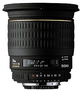 Sigma 20mm f/1.8 EX DG RF Aspherical Wide Angle Lens for Pentax and Samsung SLR Cameras