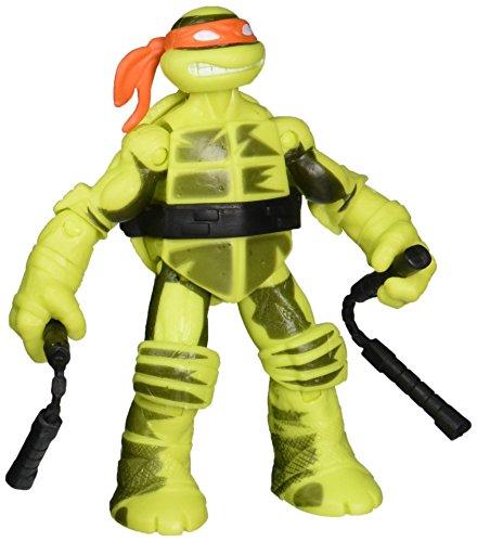 Teenage Mutant Ninja Turtles Ninja Color Change Michelangelo Action Figure (Ninja Turtles Water compare prices)