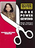 Power Sewing: Masters Techniques for the 21st Century (1880630028) by Sandra Betzina