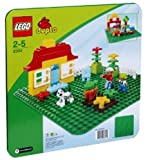 LEGO Duplo Green Building Plate (15
