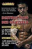 Destruction des Graisses: Ma Meilleure Formule pour Définition Musculaire Maximale