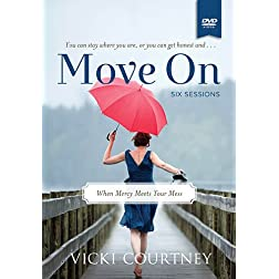MOVE ON DVD: WHEN MERCY MEETS YOUR MESS