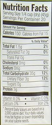 Lundberg Organic Long Grain Brown Rice, 32-Ounce (Pack of 6)
