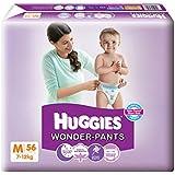 Huggies Medium Size Wonder Pants (56 Count)