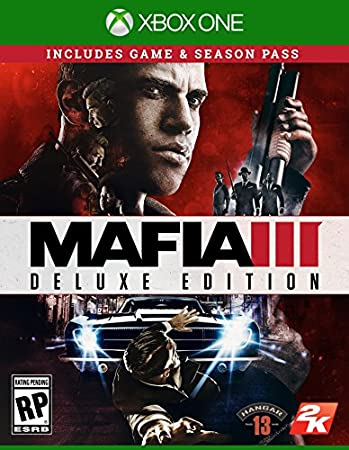 Mafia III Deluxe Edition - Xbox One