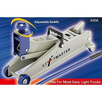 Liftmaster 3 Ton SUV High Lift Floor Trolley Jack Car 4x4 Van Pickup