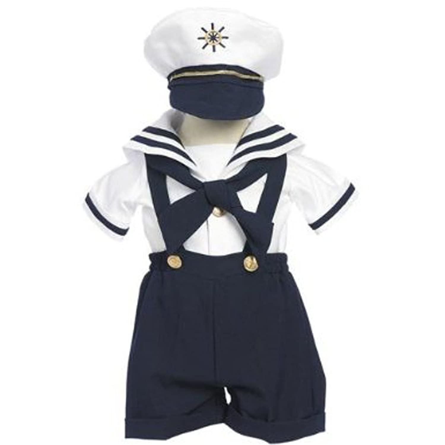 Toddler Boys Designer Sailor Themed Clothes Classykidzshop Navy Sailor Boy
