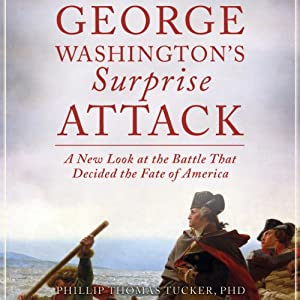 George Washington's Surprise Attack Audiobook