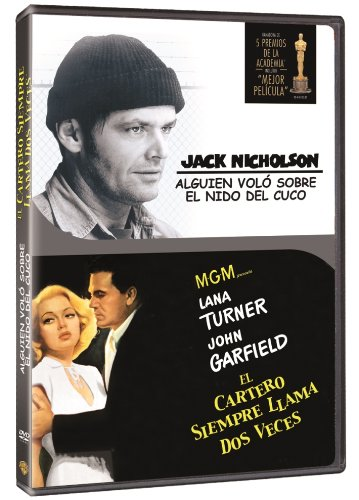Pack: Alguien Voló Sobre El Nido Del Cuco + El Cartero Siempre Llama Dos Veces [DVD]
