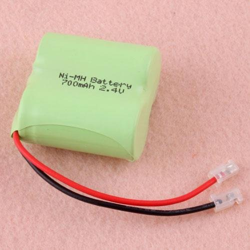 4.8V 700mAh 2/3 AA 2/3 AA Cordless Phone Battery Replacement