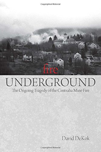 Fire Underground: The Ongoing Tragedy Of The Centralia Mine Fire PDF