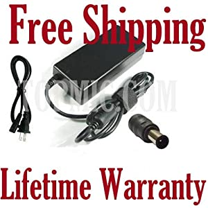 HP G60T-200, G60t-500, G60t-600 Charger, Power Cord