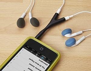Belkin Speaker and Headphone Splitter by BEDC9