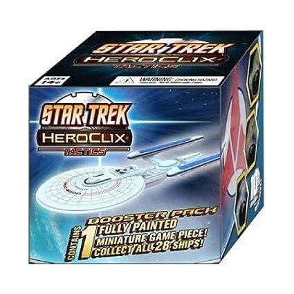 Star Trek HeroClix: Tactics Series III Booster by WizKids