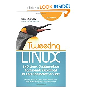 Tweeting Linux
