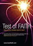 img - for Test of Faith DVD book / textbook / text book