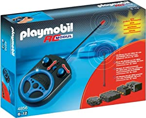Playmobil - 4856 - Jeu de construction - Module de radiocommande Plus
