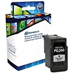 Dataproducts DPCPG240 Dataproducts DPCPG240 Remanufactured Inkjet Cartridge Replacement for Canon PG-240 (Black) Ink