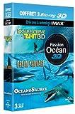 Image de Coffret 3 Blu-ray 3D - Passion Océan