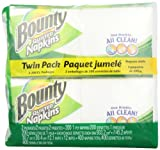 Bounty Quilted Napkins - 400 ct
