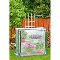 Weatherguard IS66412 3-Shelf Seed Cottage Greenhouse