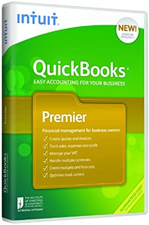 QuickBooks Premier (PC)