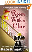 Room With a Clue (Pennyfoot Hotel Mystery Book 1)