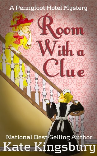 Room With a Clue (Pennyfoot Hotel Mystery)