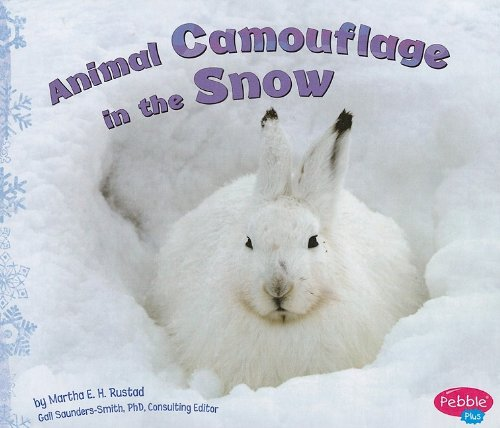 Animal Camouflage in the Snow (Hidden in Nature)