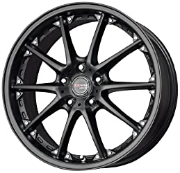 Drag DR-56 Wheel with Flat Black Finish (17×7.5″/5x112mm)