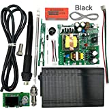 Soldering QUICKO STC T12 OLED Digital Soldering Station DIY kits Temperature Controller new version with Handle vibration switch - (Color: black handle) (Color: black handle)