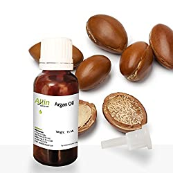 Argan Oil - 15 ML - 100% Pure Natural Organic Moroccan ARGAN OIL - Cold Pressed Certified Virgin Oil Imported From Morocco - Anti-Aging, Anti-Oxidant moisturizer