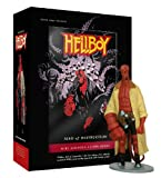 Hellboy Book And Figure Boxed Set