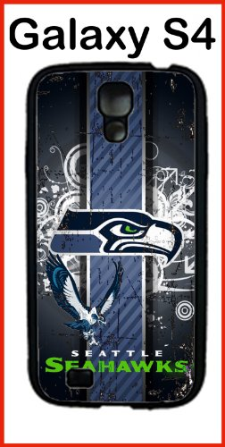 NFL Seattle Seahawks Case for Samsung Galaxy S4 Case Silicone Case at Amazon.com